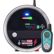 """Électrificateur de clôture VOSS.farming """"impuls duo DV160 RF"""" avec télécommande, 12 V-230 V, très puissant"""
