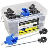 44051-1-50-x-isolateurs-annulaires-a-longue-tige-xl-box-de-voss-farming-isolateurs-ecarteurs-visseur