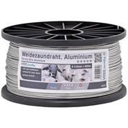 Fil en aluminium de VOSS.farming, fil alu de 400 m / 2,0 mm