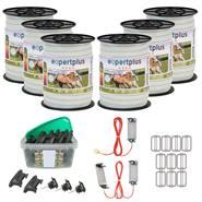 Kit d'urgence anti-loups pour chevaux de VOSS.farming (clôture fixe de 400 m)