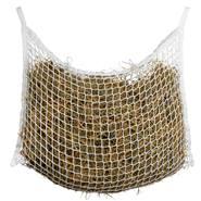 Filet à foin rectangulaire de VOSS.farming, sac filet à foin 90 x 60 cm, dimensions du maillage 3 x 3 cm