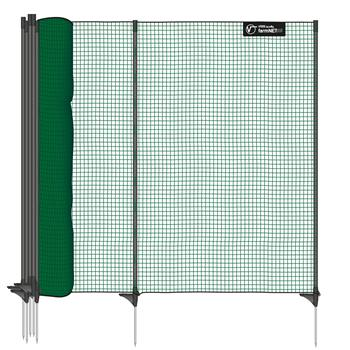 27817-1-filet-de-cloture-classic-voss-farming-25-m-90-cm-15-piquets-1-pointe-vert-non-electrifiable.