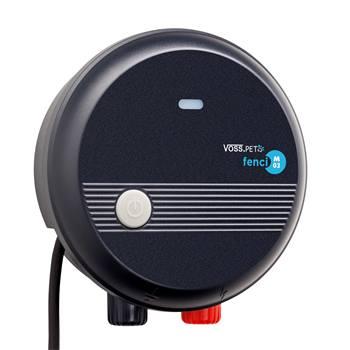 VOSS.PET fenci M03 - Électrificateur de clôture électrique 230 V,  protection contre les fouines, ratons laveurs et autres petits animaux