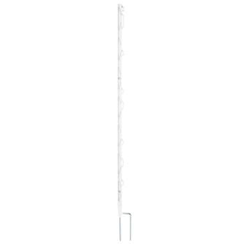 20 piquets pour clôture électrique de VOSS.farming, 103 cm, 2 pointes - maintien ultra-stable