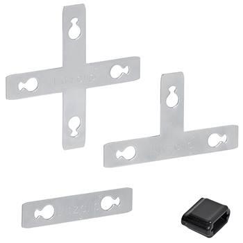 Kit de réparation Litzclip® pour filets, 30 pièces
