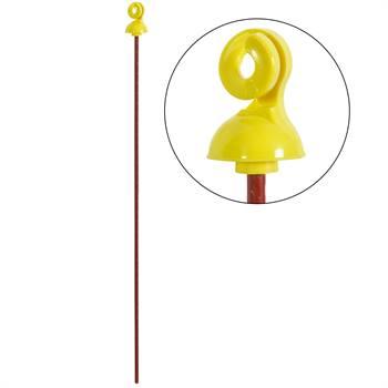 44482-1-25-x-piquets-en-acier-a-ressort-de-voss-farming-rond-65-cm-isolateur-dembout-oeillet-jaune.j