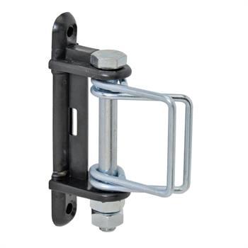 44636-1-4-x-isolateurs-dangle-et-de-depart-avec-goujons-en-metal-et-etriers-supplementaires-de-voss-