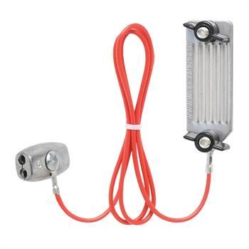 Câble de connexion pour cordelette / ruban de VOSS.farming, 60 cm, à visser