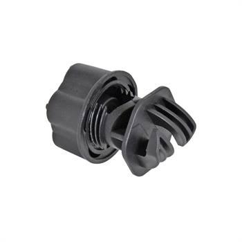 44714-1-10-x-isolateurs-a-ecrou-de-serrage-et-complementaires-pour-fil-cordelette-avec-protection-de