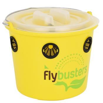 Protection contre les mouches pour chevaux, Flybusters Professional Fly Trap, piège d'extérieur contre les mouches