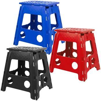 Tabouret Step-up, marchepied rabattable, siège d'appoint, pour le manège, la salle, l'écurie, en compétition, 39 cm