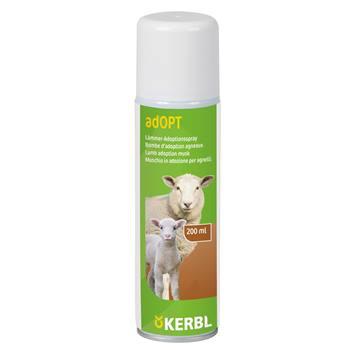 Spray d'adoption pour agneaux adOPT de KERBL, 200 ml