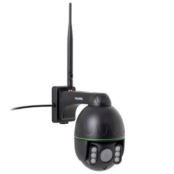 """Caméra Internet pour étable IPCam 360° FHD de Kerbl avec zoom - Caméra de surveillance pour l""""étable, la maison et la cour"""