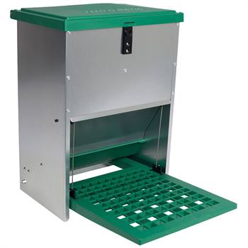 560050-1-feedomatic-mangeoire-automatique-avec-alimentation-par-pedale-pour-12-kg-de-nourriture-au-m