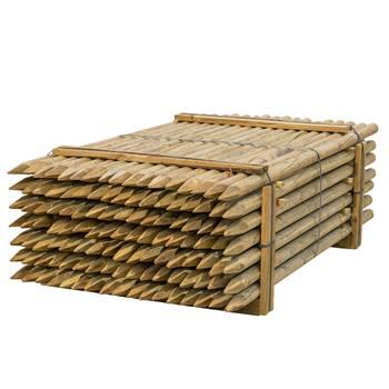 69505.119-1-119-x-piquet-en-bois-rond-de-voss-farming-piquet-de-cloture-en-bois-traitement-autoclave