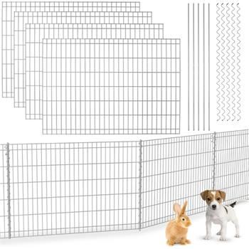 77100-1-cloture-a-panneaux-rigides-galvanisee-de-voss-garden-80x460-cm-pour-le-jardin-enclos-pour-pe