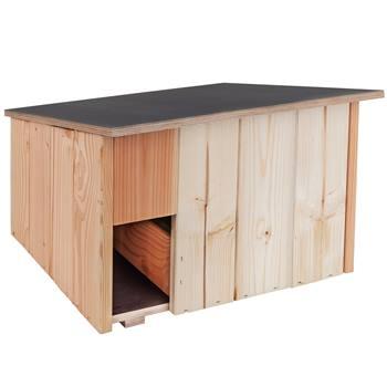 Maison pour hérissons «Stachel» de VOSS.garden