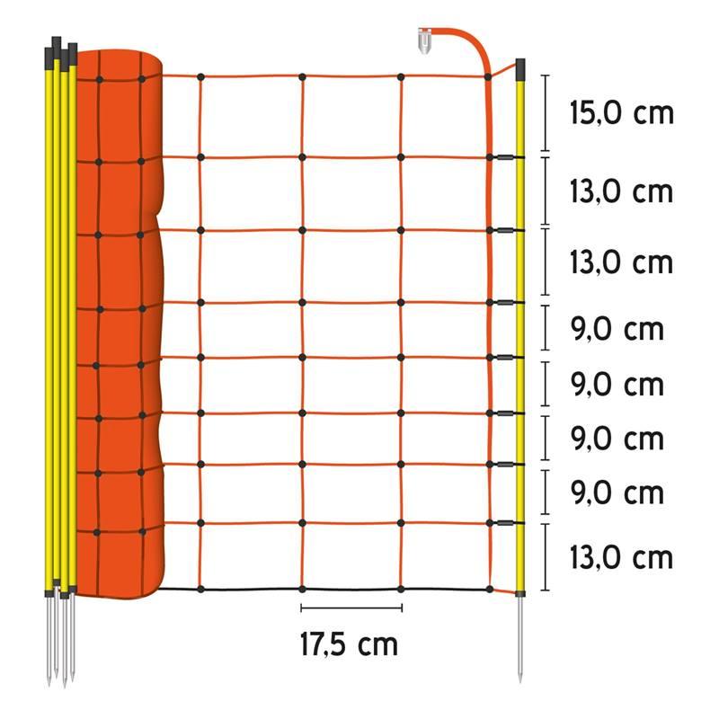 27202-2-filet-de-cloture-electrique-de-voss-farming-50-m-cloture-pour-les-ovins-filet-pour-ovins-90-