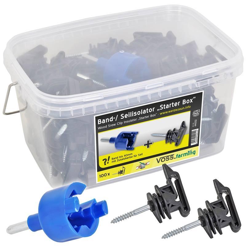 44052-2-100-x-isolateurs-de-ruban-et-de-cordelette-de-cloture-electrique-starter-box-de-voss-farming