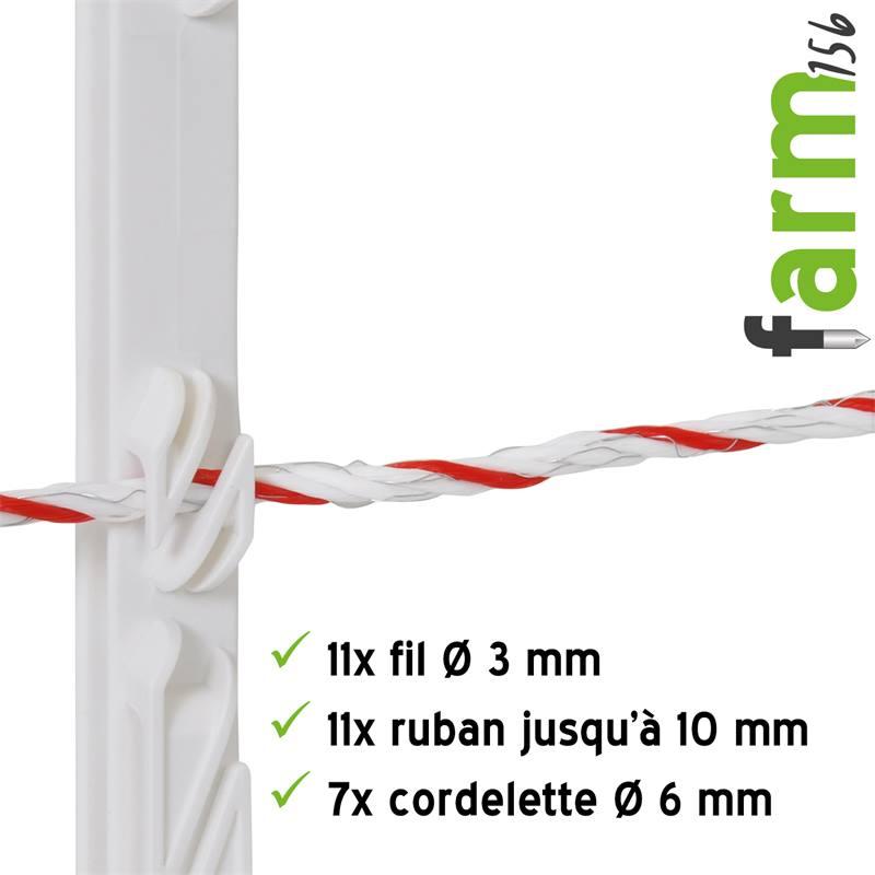 44462.40-10-40x-piquets-de-cloture-electrique-farm-156-de-voss-farming-156-cm-11-oeillets-blanc.jpg