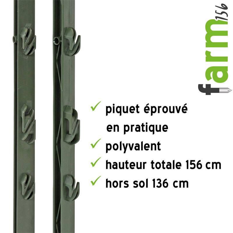 44463.40-7-40x-piquets-de-cloture-electrique-farm-156-de-voss-farming-156-cm-11-oeillets-vert.jpg