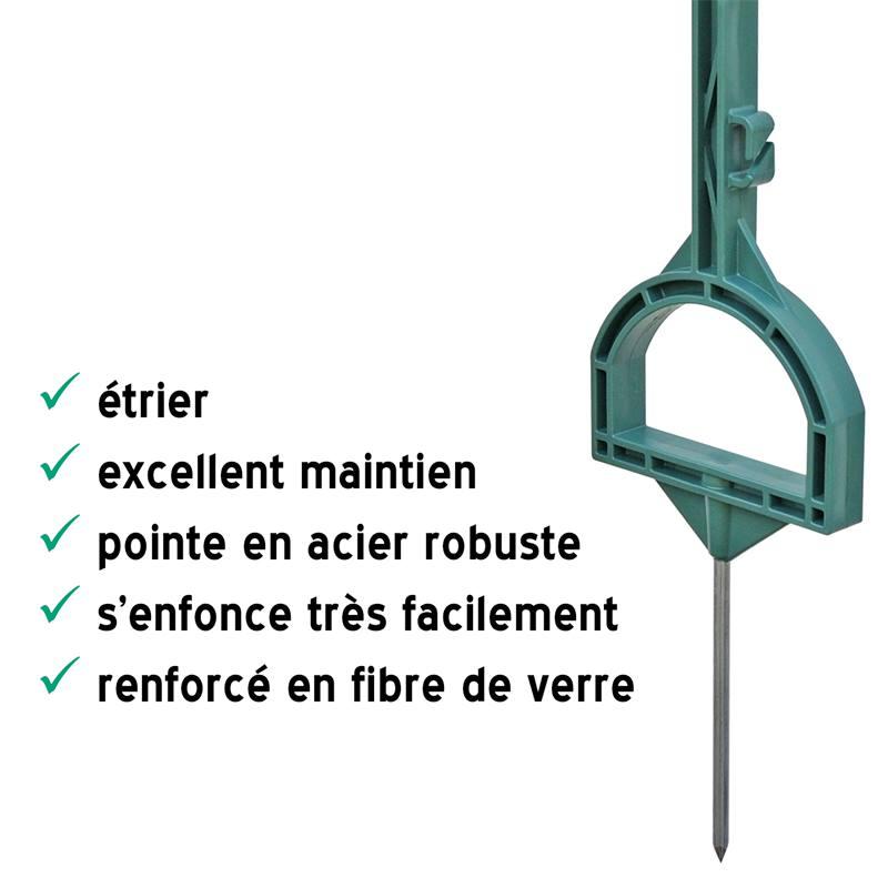 44473.40-3-40-x-piquets-de-cloture-electrique-de-voss-farming-157-cm-etrier-renforces-en-fibre-de-ve