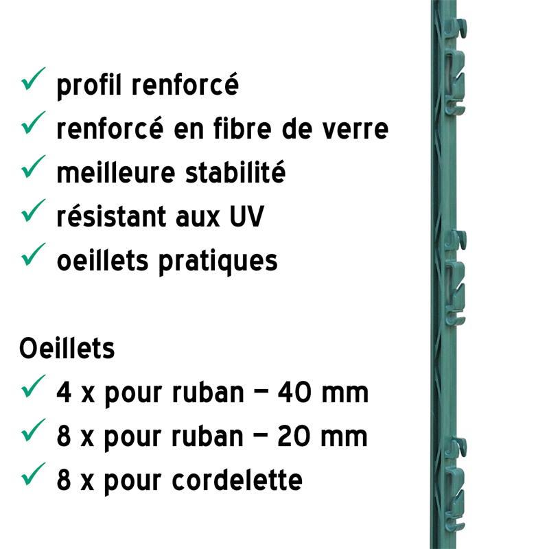 44473.40-5-40-x-piquets-de-cloture-electrique-de-voss-farming-157-cm-etrier-renforces-en-fibre-de-ve