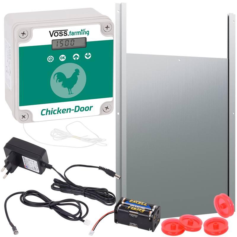 561856-2-kit-dispositif-automatique-porte-de-poulailler-voss.farming-avec-trappe-en-alu-300-x-400-mm