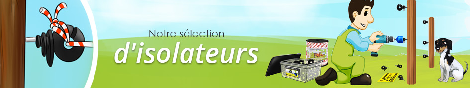 Isolateurs annulaires