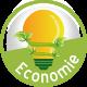 Économe en énergie, faible consommation en courant